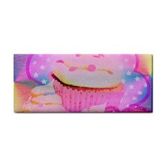 Cupcakes Covered In Sparkly Sugar Hand Towel