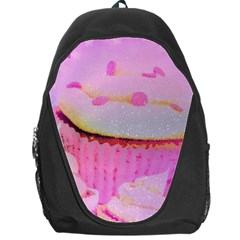 Cupcakes Covered In Sparkly Sugar Backpack Bag