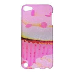 Cupcakes Covered In Sparkly Sugar Apple Ipod Touch 5 Hardshell Case