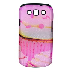 Cupcakes Covered In Sparkly Sugar Samsung Galaxy S III Classic Hardshell Case (PC+Silicone)