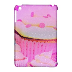 Cupcakes Covered In Sparkly Sugar Apple Ipad Mini Hardshell Case (compatible With Smart Cover)