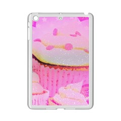 Cupcakes Covered In Sparkly Sugar Apple iPad Mini 2 Case (White)