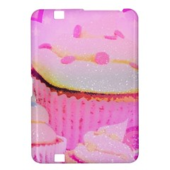 Cupcakes Covered In Sparkly Sugar Kindle Fire Hd 8 9  Hardshell Case