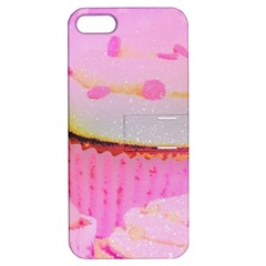 Cupcakes Covered In Sparkly Sugar Apple Iphone 5 Hardshell Case With Stand