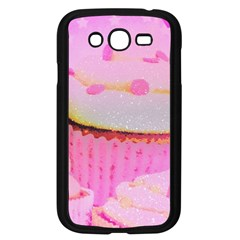 Cupcakes Covered In Sparkly Sugar Samsung Galaxy Grand Duos I9082 Case (black)