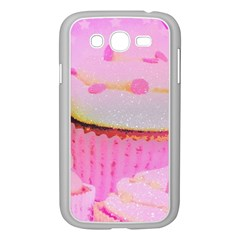 Cupcakes Covered In Sparkly Sugar Samsung Galaxy Grand DUOS I9082 Case (White)