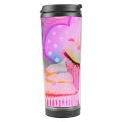 Cupcakes Covered In Sparkly Sugar Travel Tumbler