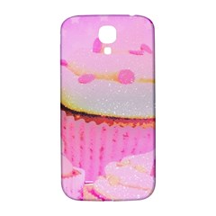 Cupcakes Covered In Sparkly Sugar Samsung Galaxy S4 I9500/I9505  Hardshell Back Case