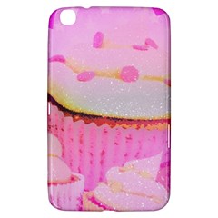 Cupcakes Covered In Sparkly Sugar Samsung Galaxy Tab 3 (8 ) T3100 Hardshell Case