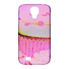 Cupcakes Covered In Sparkly Sugar Samsung Galaxy S4 Classic Hardshell Case (PC+Silicone)