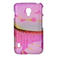 Cupcakes Covered In Sparkly Sugar LG Optimus L7 II P715 Hardshell Case