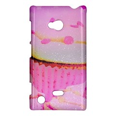Cupcakes Covered In Sparkly Sugar Nokia Lumia 720 Hardshell Case