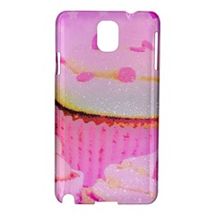 Cupcakes Covered In Sparkly Sugar Samsung Galaxy Note 3 N9005 Hardshell Case