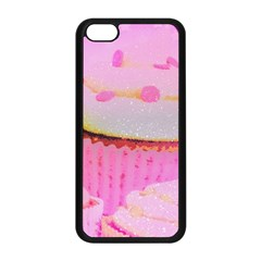 Cupcakes Covered In Sparkly Sugar Apple iPhone 5C Seamless Case (Black)