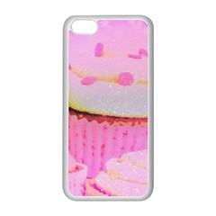 Cupcakes Covered In Sparkly Sugar Apple iPhone 5C Seamless Case (White)