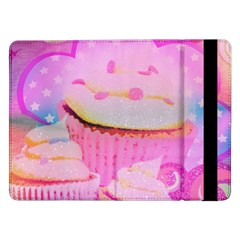 Cupcakes Covered In Sparkly Sugar Samsung Galaxy Tab Pro 12.2  Flip Case
