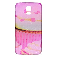 Cupcakes Covered In Sparkly Sugar Samsung Galaxy S5 Back Case (white)