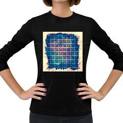 Led Zeppelin Symbols Women s Long Sleeve T-shirt (Dark Colored)