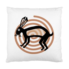Mimbres Rabbit Cushion Case (Single Sided)