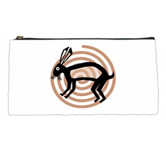 Mimbres Rabbit Pencil Case