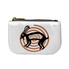 Mimbres Rabbit Coin Change Purse
