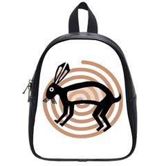 Mimbres Rabbit School Bag (small)