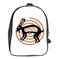 Mimbres Rabbit School Bag (xl)