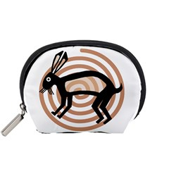 Mimbres Rabbit Accessories Pouch (Small)