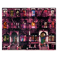 Physical Graffitied Jigsaw Puzzle (Rectangle)