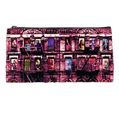 Physical Graffitied Pencil Case