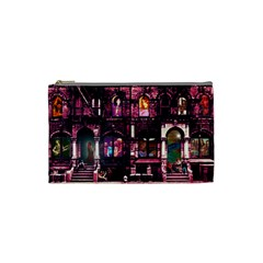 Physical Graffitied Cosmetic Bag (small)