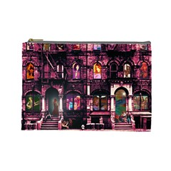 Physical Graffitied Cosmetic Bag (large)