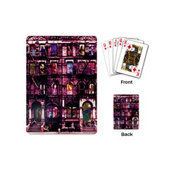 Physical Graffitied Playing Cards (Mini)