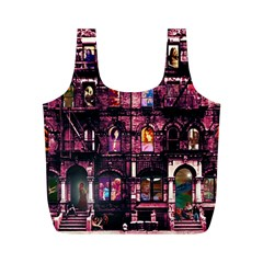 Physical Graffitied Reusable Bag (M)