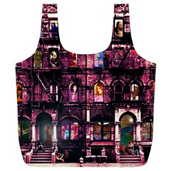 Physical Graffitied Reusable Bag (XL)