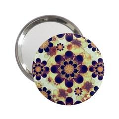 Luxury Decorative Symbols  Handbag Mirror (2.25 )