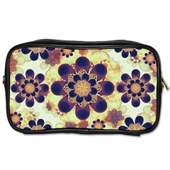 Luxury Decorative Symbols  Travel Toiletry Bag (one Side)