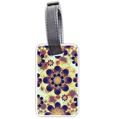 Luxury Decorative Symbols  Luggage Tag (one Side)