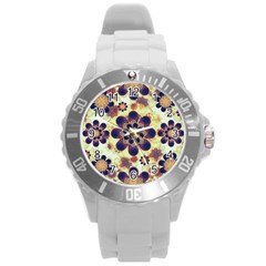 Luxury Decorative Symbols  Plastic Sport Watch (large)
