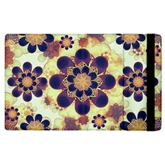 Luxury Decorative Symbols  Apple iPad 3/4 Flip Case