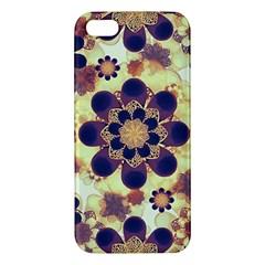 Luxury Decorative Symbols  iPhone 5S Premium Hardshell Case
