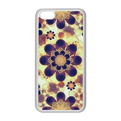 Luxury Decorative Symbols  Apple iPhone 5C Seamless Case (White)