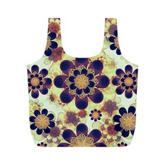 Luxury Decorative Symbols  Reusable Bag (m)