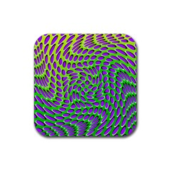 Illusion Delusion Drink Coaster (square)
