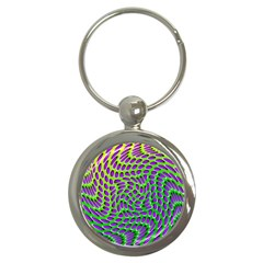 Illusion Delusion Key Chain (Round)