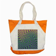 Illusion Delusion Accent Tote Bag
