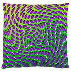 Illusion Delusion Large Cushion Case (Two Sided)