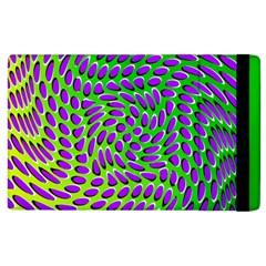 Illusion Delusion Apple iPad 2 Flip Case
