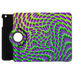 Illusion Delusion Apple Ipad Mini Flip 360 Case