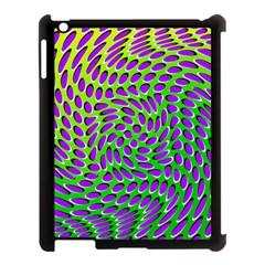Illusion Delusion Apple Ipad 3/4 Case (black)